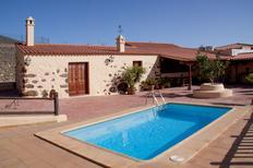 Ferienhaus 481205 für 3 Erwachsene + 2 Kinder in Vega de San Mateo