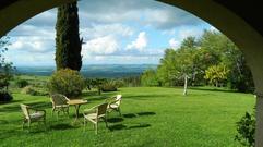 Für 4 Personen: Hübsches Apartment / Ferienwohnung in der Region Campiglia D'orcia