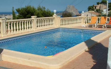 Holiday home 485390 for 2 adults + 4 children in Calpe