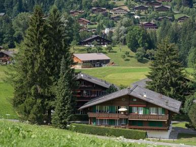 Ferienwohnung 486113 für 6 Personen in Gstaad