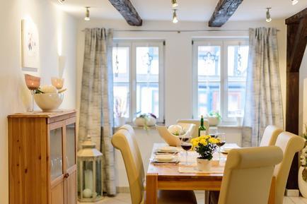 Ferienhaus 487544 für 7 Erwachsene + 1 Kind in Quedlinburg