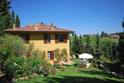Ferienwohnung 487860 für 5 Personen in Barberino Val d'Elsa