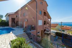 Appartement de vacances 488485 pour 3 personnes , Novi Vinodolski