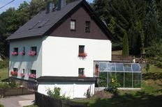 Holiday apartment 489384 for 2 adults + 2 children in Stollberg im Erzgebirge