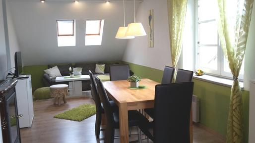 Appartement 490766 voor 6 personen in Frymburk nad Vltavou
