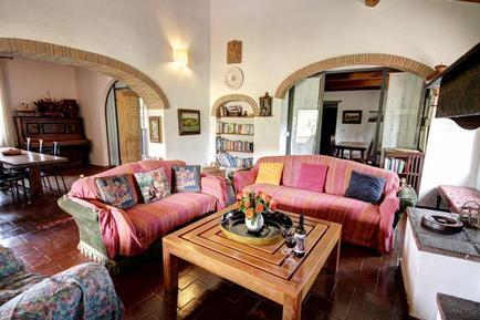 Ferienwohnung 493977 für 7 Personen in Barberino Val d'Elsa