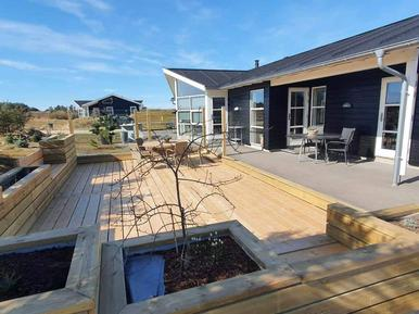 Holiday home 495253 for 8 persons in Løkken
