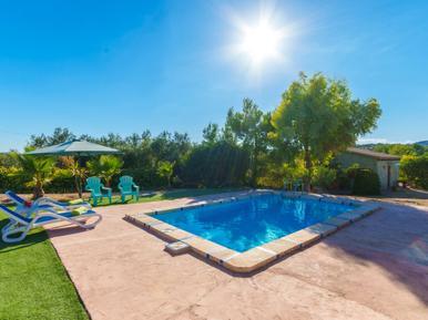 Villa 497278 per 4 persone in San Lorenzo de Cardessar
