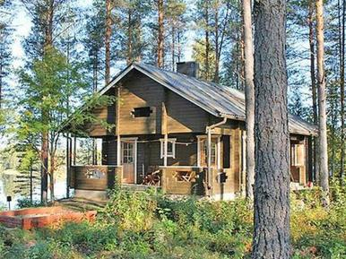 Holiday home 497764 for 6 persons in Petäjävesi