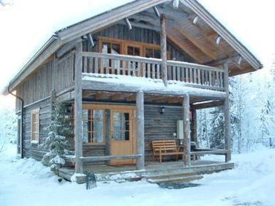 Rekreační dům 497899 pro 6 osob v Särkiluoma