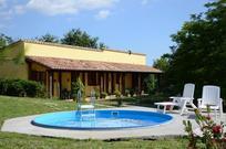 Gemütliches Ferienhaus : Region Sorano für 3 Personen