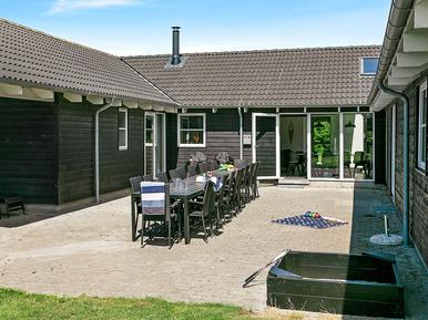 Holiday home 5033 for 24 persons in Marielyst