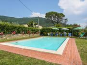 Gemütliches Ferienhaus : Region Vicopisano für 5 Personen