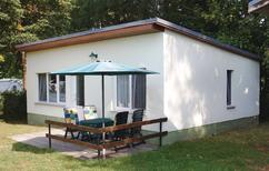 Holiday home 6717 for 4 persons in Brüssow
