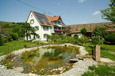 Holiday apartment 601089 for 4 persons in Vogtsburg im Kaiserstuhl-Oberbergen