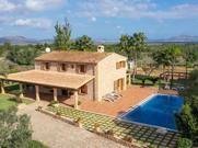 Gemütliches Ferienhaus : Region Mallorca für 8 Personen