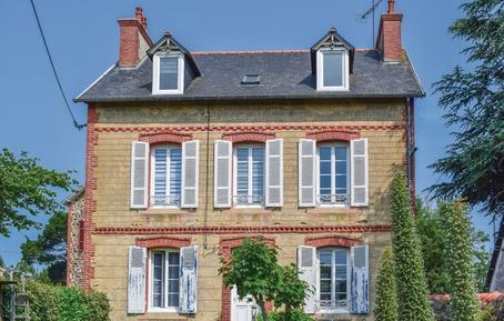 Holiday apartment 602839 for 2 persons in Étables-sur-Mer