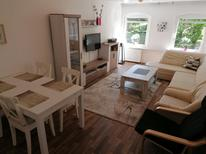 Holiday apartment 603697 for 6 adults + 2 children in Neuburg