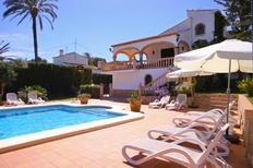 Holiday home 604125 for 8 persons in Jávea