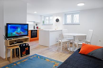 Appartement de vacances 604645 pour 4 personnes , Ljubljana