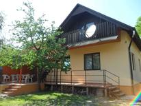 Holiday home 605961 for 6 persons in Gyenesdias