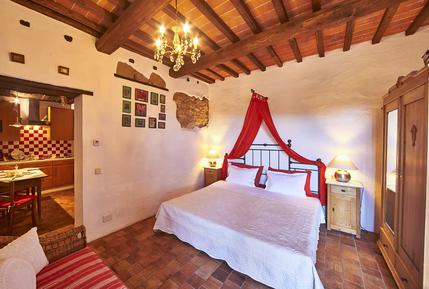 Holiday apartment 607256 for 2 persons in Montevarchi