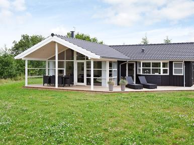 Holiday home 607853 for 8 persons in Fjellerup Strand