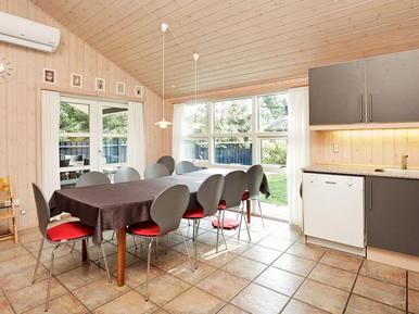 Casa de vacaciones 608831 para 10 personas en Lodskovvad