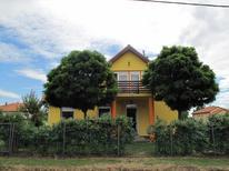 Casa de vacaciones 609762 para 6 personas en Balatonberény