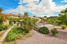 Holiday home 612014 for 6 adults + 2 children in Félines-Minervois