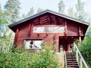 Holiday home 613675 for 6 persons in Jämsä
