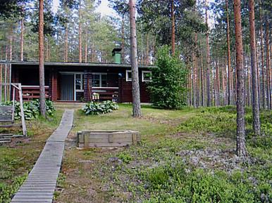 Holiday home 613677 for 6 persons in Jämsä