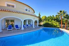 Holiday home 614805 for 8 persons in Jávea