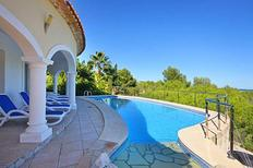 Holiday home 616130 for 6 persons in Jávea