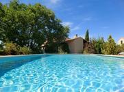 Ferienhaus mit Pool für 6 Personen ca. 98 m² in