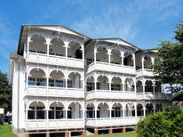 Rekreační byt 618208 pro 6 osob v Breege-Juliusruh
