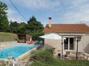 Ferienhaus mit Pool für 6 Personen ca. 120 m² in Saint-Paul-en-Forêt, Côte d'Azur (Var)