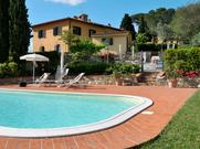 Für 4 Personen: Hübsches Apartment / Ferienwohnung in der Region Impruneta