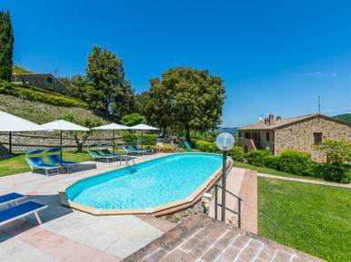 Holiday home 618797 for 4 persons in Volterra