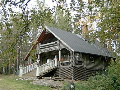 Holiday home 621426 for 8 persons in Vehoniemenkylä