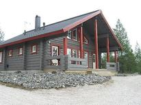 Holiday home 621718 for 8 persons in Sodankylä