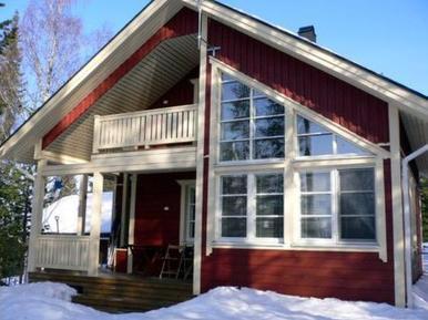 Ferienhaus 621742 für 6 Personen in Sodankylä