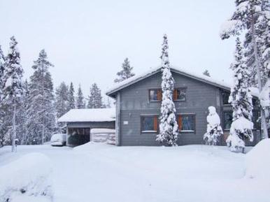 Ferienhaus 622214 für 8 Personen in Ruka