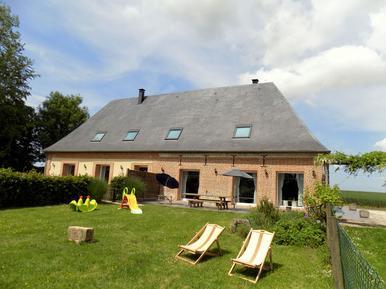 Maison de vacances 625464 pour 8 personnes , Saint-Crespin
