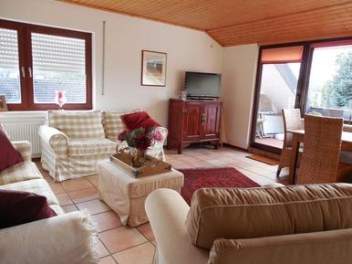 Appartement 625626 voor 3 personen in Bad Arolsen