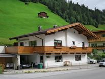 Holiday apartment 626972 for 6 persons in Vorderlanersbach