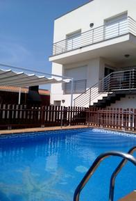 Holiday home 627117 for 9 adults + 1 child in Sant Carles de la Rápita