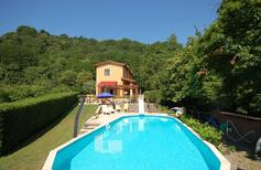 Appartement de vacances 627632 pour 8 personnes , Pescaglia
