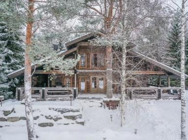 Holiday home 628305 for 15 persons in Nilsiä