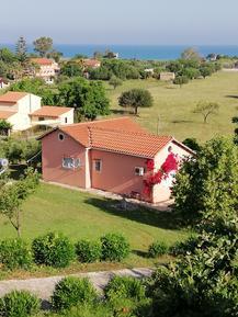 Villa 629239 per 4 adulti + 1 bambino in Acharavi